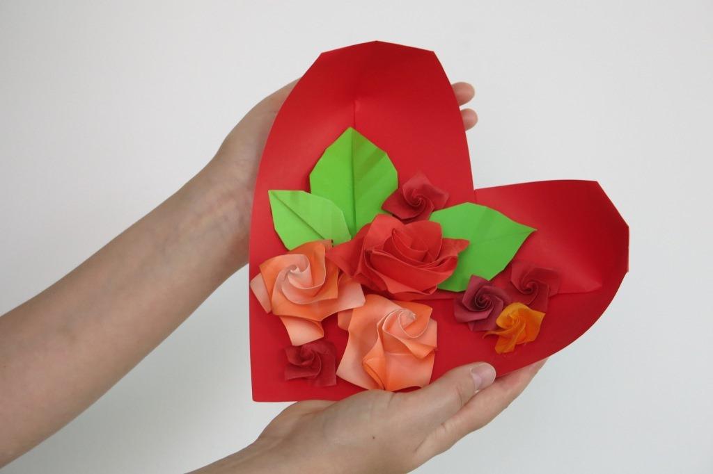 «Летняя школа оригами»