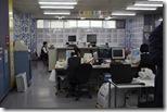 Мусасино - визуализация бизнес-процессов - на стенах!