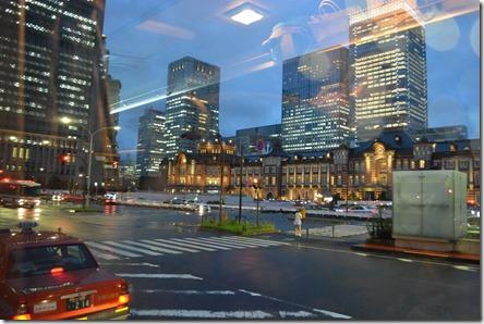 Токийский вокзал