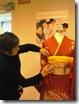 Hakuho kimono sensei