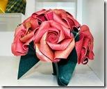 Origami roza 2