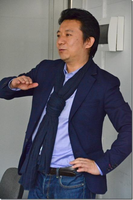 Tsuchida san Japan Center