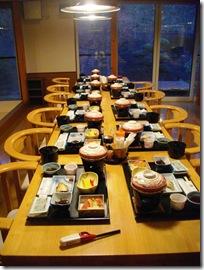 Shikinosato stol