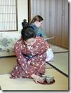 чай с сакурой,у Миядзако