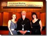 Ежегодное заседание Тихоокеанской ассоциации детских хирургов