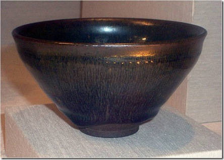 Чашка Тэммоку. Китай, эпоха Сун (960-1279)