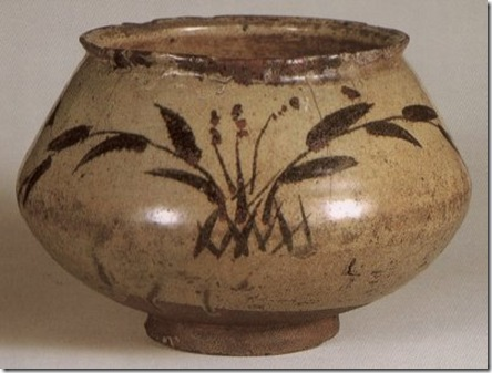 Керамика в стиле Карацу, 16-17 вв